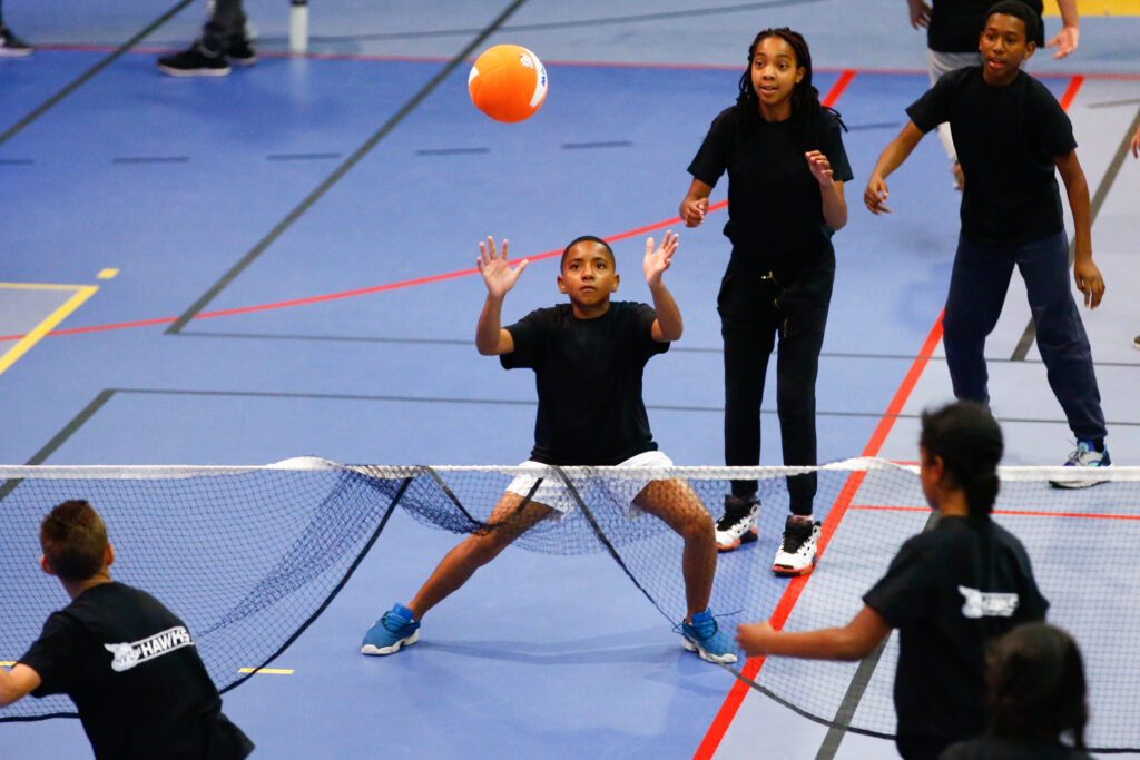 Vacature: volleybal gymles basisschool in Almelo!